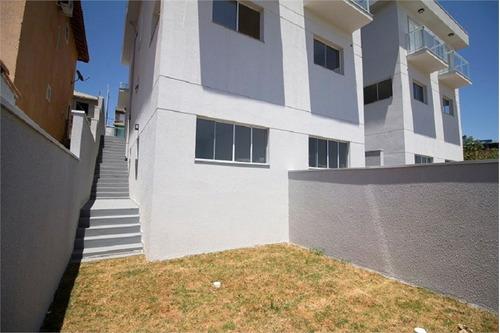 Imagem 1 de 23 de Excelente Sobrado Á Venda Caucaia Do Alto 3 Dormitórios Com 3 Suítes Condomínio - Reo402954