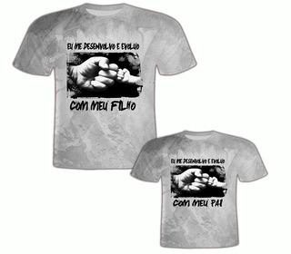 Promoção! Camisetas Tal Pai Tal Filho Para O Dia Dos Pais