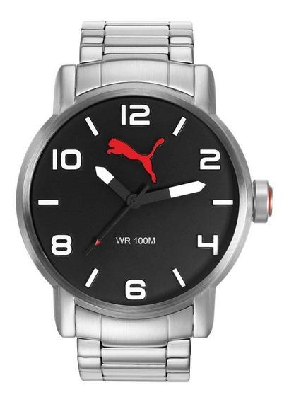Relógio Puma Masculino 96274g0psna4 005212rean