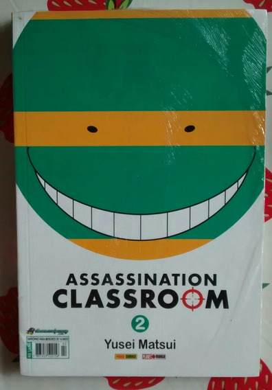 Assassination Classroom Vol 2 Panini