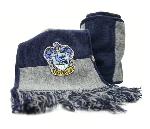 Bufanda Oficial De Harry Potter -ravenclaw