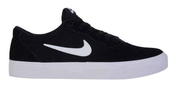Tênis Nike Sb Chron Slr Black/white Original Pronta Entrega