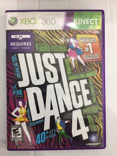Just Dance 4 Xbox360