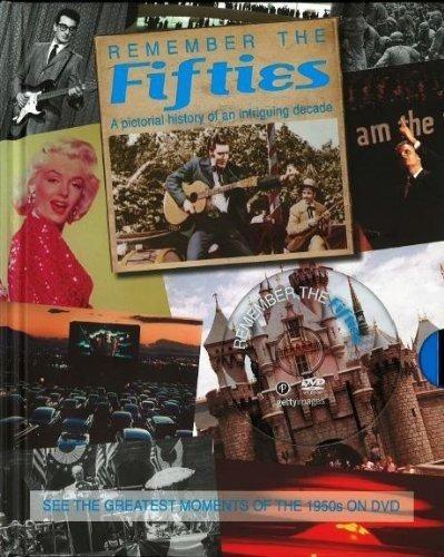 Remember The Fifties Fotografia História C/ Dvd Frete Grátis