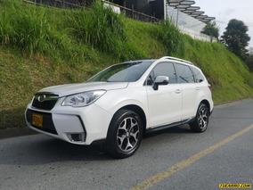 Subaru Forester Forester Xt 2.0 Turbo