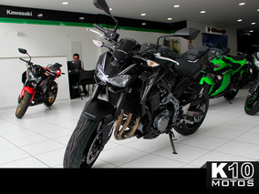 Kawasaki Z900 Abs 2018 0km - Cinza