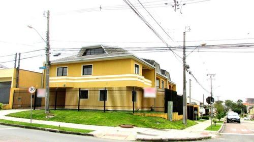 Sobrado Triplex  Residencial À Venda, Capão Raso, Curitiba. - So0053