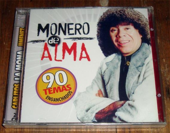 La Mona Jimenez Monero De Alma 90 Temas 2 Cds Sellado Kktus