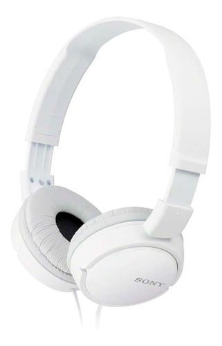 Sony Audífonos Tipo Banda Para La Cabeza Mdr-zx110 Negro