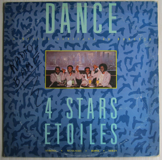 Lp Dance 4 Stars Etoils