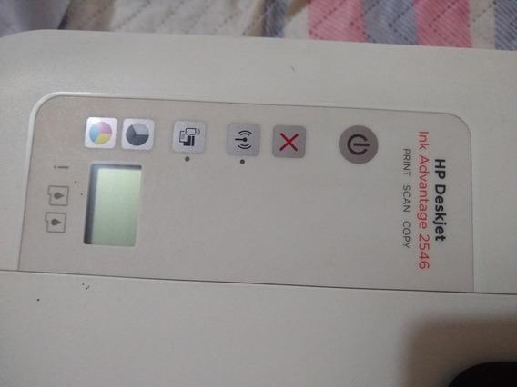 Impressora Hp Multifuncional.