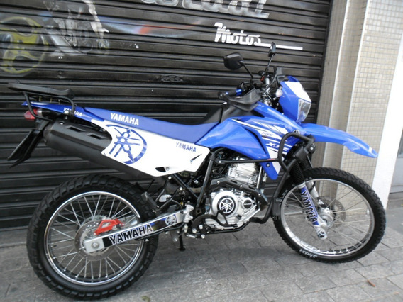 Yamaha Xtz 250 Lander 2019 Azul