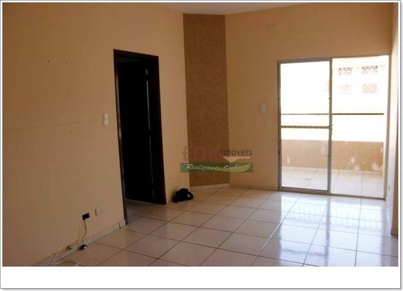 Apartamento Residencial À Venda, Vila Galvão, Caçapava. - Ap1977