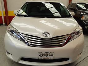 Toyota Sienna Xle Piel Limited Qc Dvd At 2012