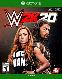 Wwe 2k20 Xbox One Nuevo