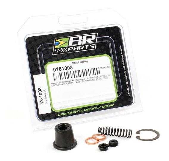 Reparo De Freio Br Parts Traseiro Crf 250 04/18 + 250x 04/17