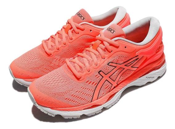 Tenis Asics Gel Kayano 24 W Correr Gym Pronador Maraton