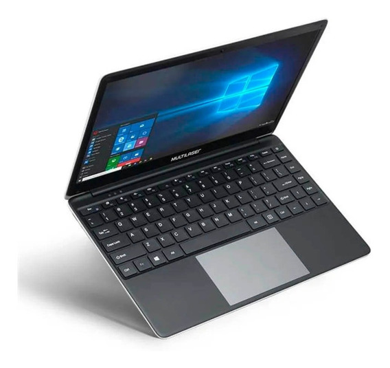 Notebook Legacy Windows 10 4gb + 64gb (32gb + 32gb) Tela Hd