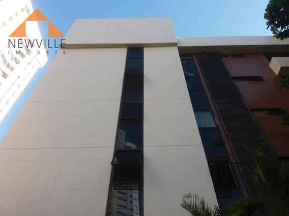 Sala Para Alugar, 49 M² Por R$ 2.929,00/mês Com Taxas - Boa Viagem - Recife/pe - Sa0236