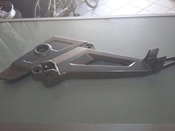 Suporte Pedaleira Twister-250 Esquerdo Cód 003760