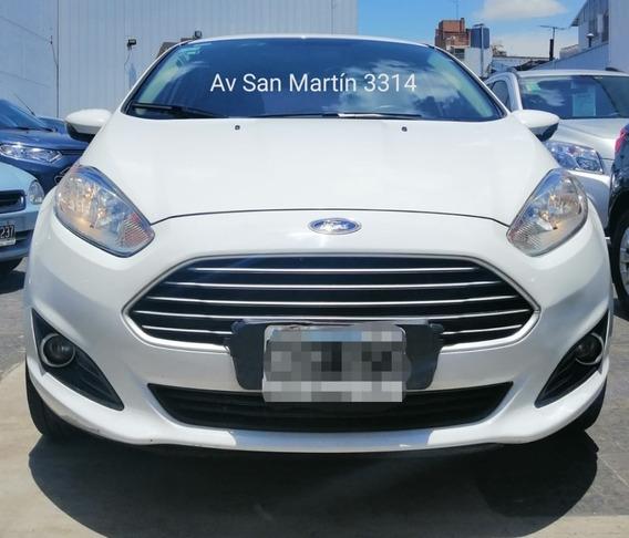 Ford Fiesta Kinetic Desing Se Plus Automatico 2014 #4