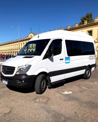 Mercedes-benz Sprinter 2.1 415 Combi 3665 150cv 15+1 Te 2019