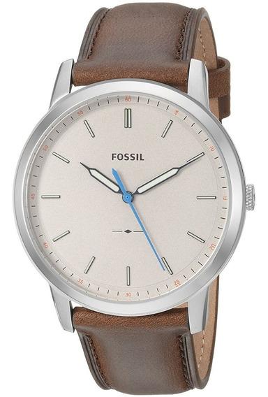Reloj Fossil Fs5306 Hombre Nuevo Original Con Etiquetas