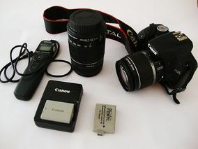 Camara Canon T1i 15 Megapixeles Video Hd+ Combo Fotográfico