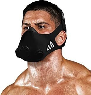 Trainingmask Training Mask [black Out - Large] 2.0 Originals