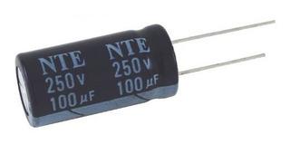 Serie De Componentes Electronicos Vht10 M25 Vht Condensador