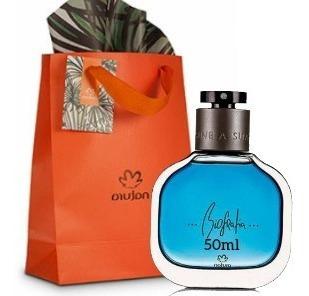 Natura Kit C/ 03 Perfumes Biografia Masculino 50ml Val:2023