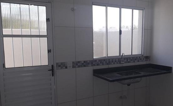 Casa Em Condomínio Para Venda Em Mogi Das Cruzes, Vila Nova Aparecida, 2 Dormitórios, 2 Banheiros, 1 Vaga - 2132