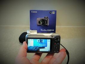 Canon Powershot Sx220 Hs + Brinde