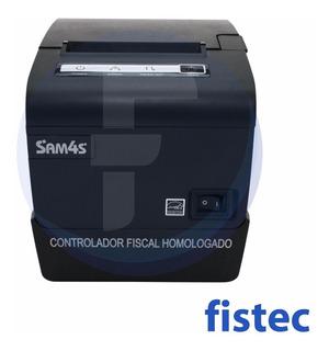 Controlador Fiscal Sam4s Ellix 40f Nueva Tecnología - Fistec