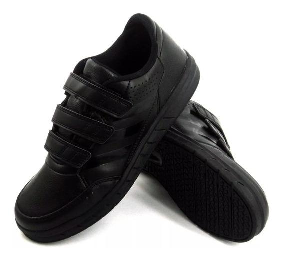 Zapatillas adidas Altasport Cf Negra Niño Niña Ba9526 Eezap