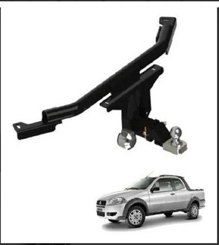 Fiat Strada Del  2001 - 2014 Enganche Extraible Original!!!