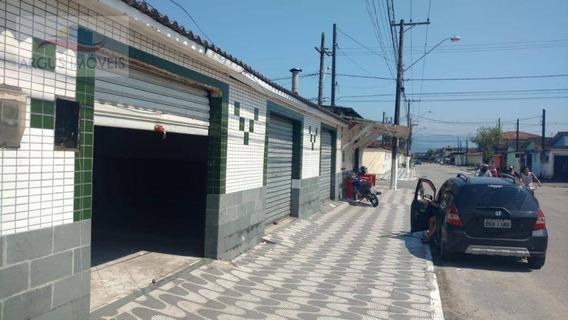 Vende-se 5 Loja E 2 Residencias Em Terreno De 382,60m² Na Vila Antártica Em Praia Grande - Lo0006