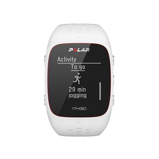 Polar M430 Blanco Reloj Gps Monitor Frecuencia Cardíaca M L