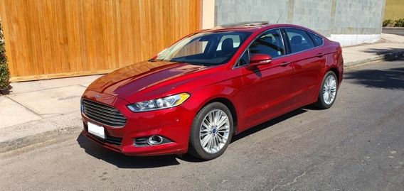 Ford Fusion Se 2.0l Ecoboost At