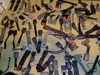 Broches Y Hembras De Cinturones D Seguridad Cualquier Tipo.
