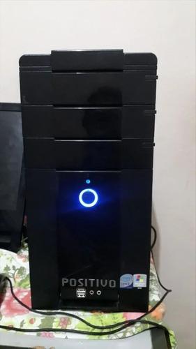 Imagem 1 de 1 de Computador Positivo Intel Atom 250 Reais