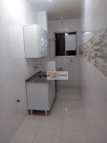 Apartamento Tipo Kitnet À Venda, 31 M² Por R$ 140.000 - Botafogo - Campinas/sp - Ap7612
