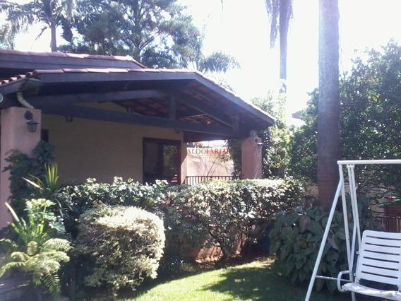 Vendo Belissima Casa Térrea Em Interlagos - Sz5888