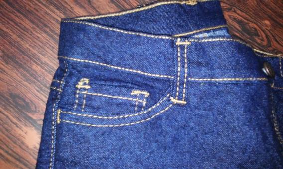 Pantalon Dama Jean Strech Industrial