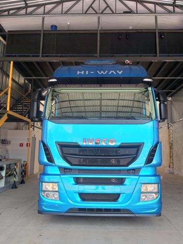 Iveco Hiway  Hiway Stralis 480 Tz Estado De Zero