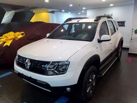 Renault Duster Blanca 0km 2019 Con Cupo Y Placa Blanca