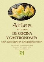 Imagen 1 de 3 de Atlas Mundial De Cocina Y Gastronomía, Etcheverria, Akal