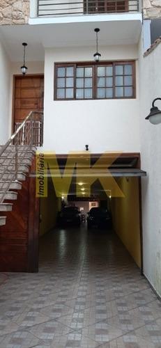 Imagem 1 de 18 de Sobrado 3 Suites Jardim Nossa Senhora Do Carmo Aceita Permuta - 996