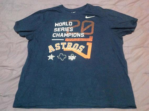 Playera Nike Astros Houston Talla Xxl