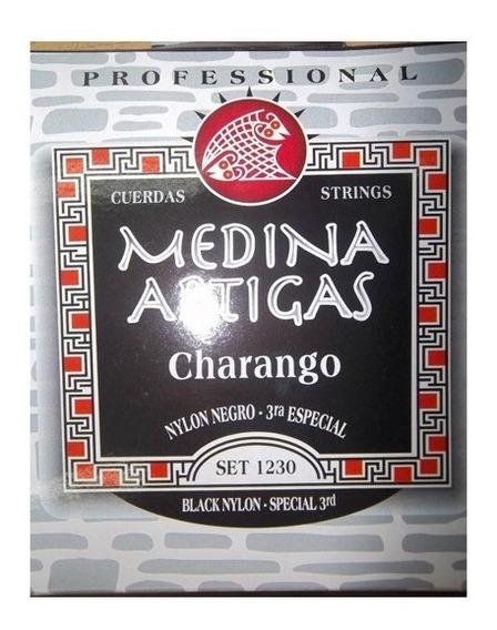 Encordado Para Charango Medina Artigas 1230